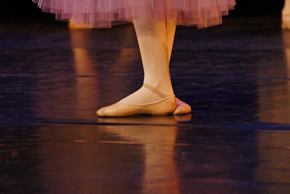 À vous les joies de la danse classique