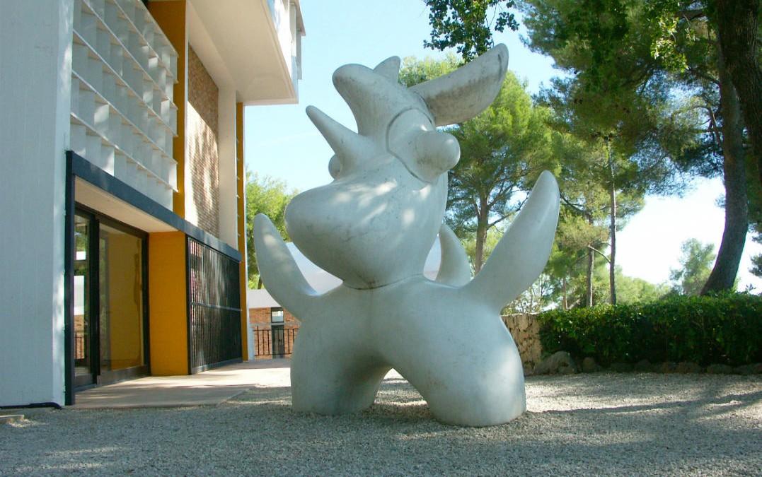 L'Oiseau Lunaire et l'Oiseau Solaire de Joan Miró