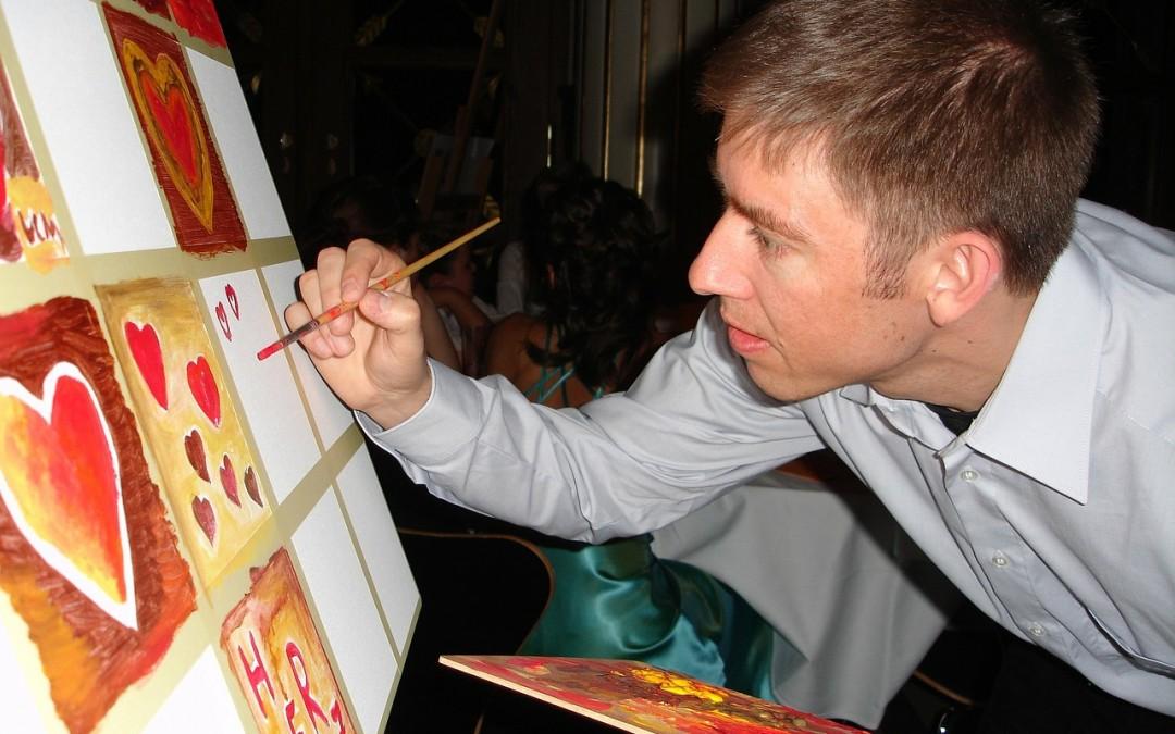Devenir un artiste: tout ce que vous devez savoir pour vous lancer!