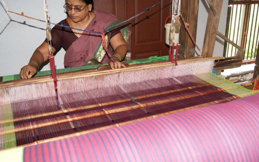 Tissus indiens : tout savoir sur l'Ikat